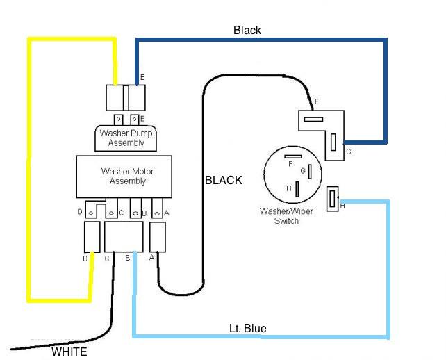Chevy Windshield Wiper Motor Wiring Diagram - Wiring Diagramcars-trucks24.blogspot.com