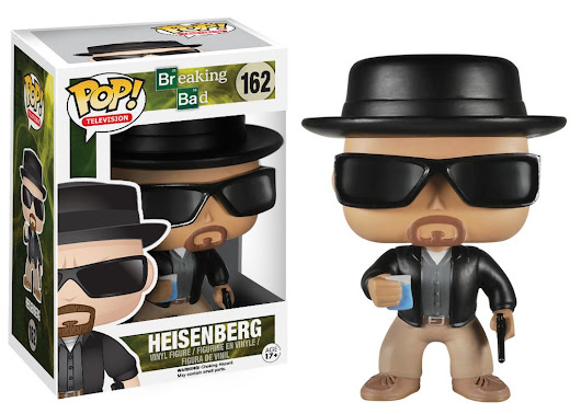 Funko POP TV – Breaking Bad – Heisenberg