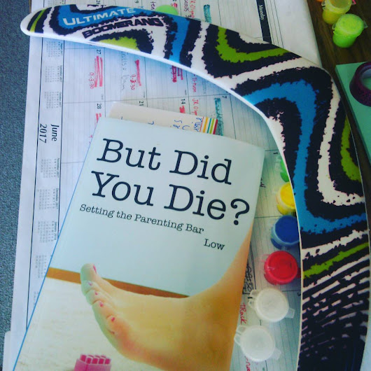 But Did You Die? : #bookreview