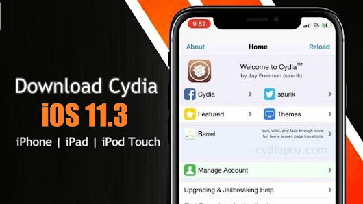 Download Cydia on iOS 11.3 and lower using Cydia Installer iOS 11