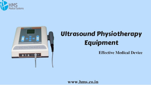 Ultrasound Physiotherapy Equipment In Chennai | Rehabilitation Equipm…