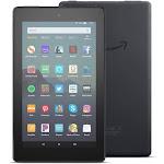 "Amazon Fire 7 Tablet (7"" Display, 16 GB) - Black"