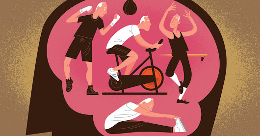 Exercise Can Be a Boon to People With Parkinson's Disease - The New York Times