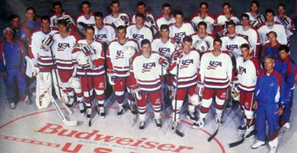1994 US Olympic Team, 1994 US Olympic Team