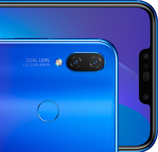 Huawei Nova 3i at Php 15990 SRPJcyberinux | Jcyberinux