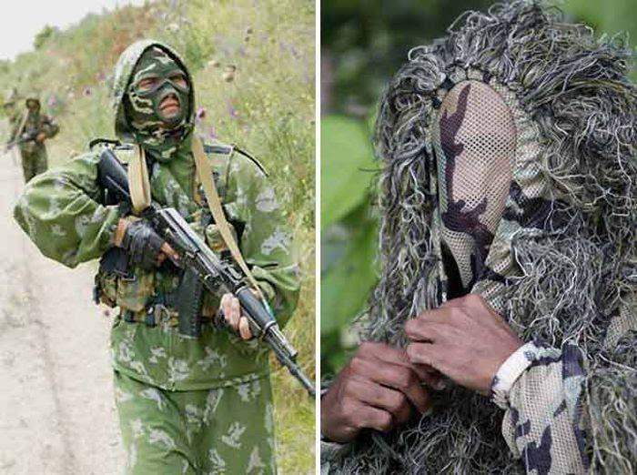 Спецназы России и США - почувствуйте разницу спецназ, разница