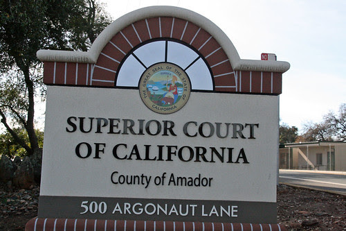 Amador County Superior Court by JimHildreth