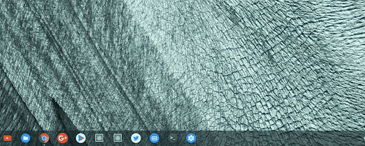 "Newest Chrome OS Design Experiment Moves ""Shelf"" to the Center - Chrome Story"