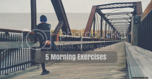 Top 5 Morning Exercises To Start Your Day