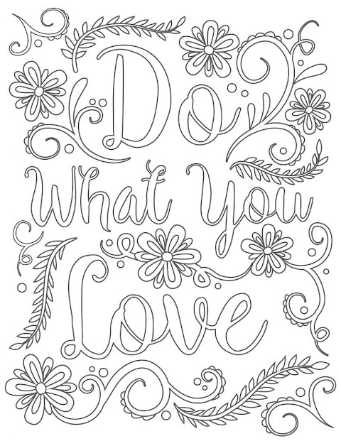 Get Inspired For Free Printable Coloring Books For Adults