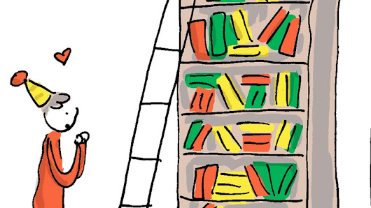 Other People's Bookshelves | The New Yorker
