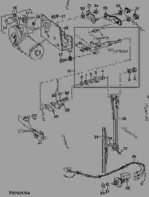 Wiring Diagram Jd 4450