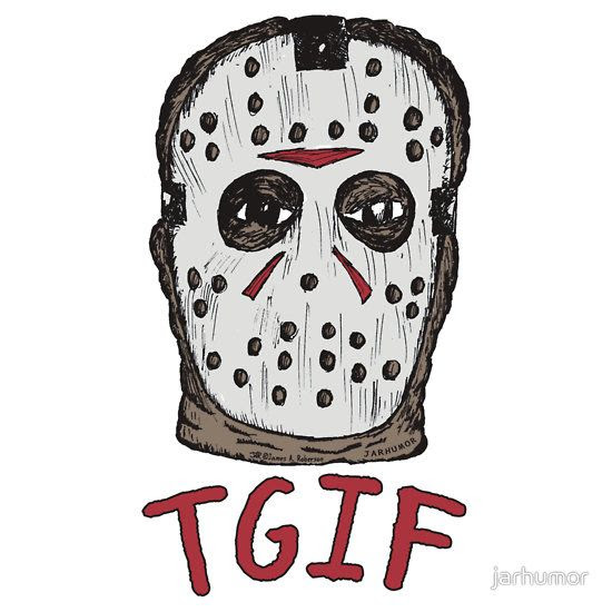 Friday The 13th Clipart Free Download Best Friday The 13th Clipart