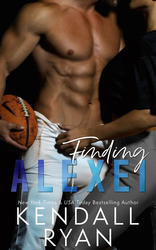 Finding Alexei Cover Reveal...