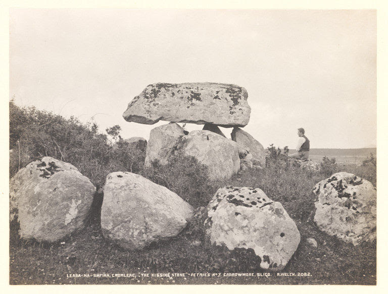 Megalithic tomb, Carrowmore, Co. Sligo by Welch, R