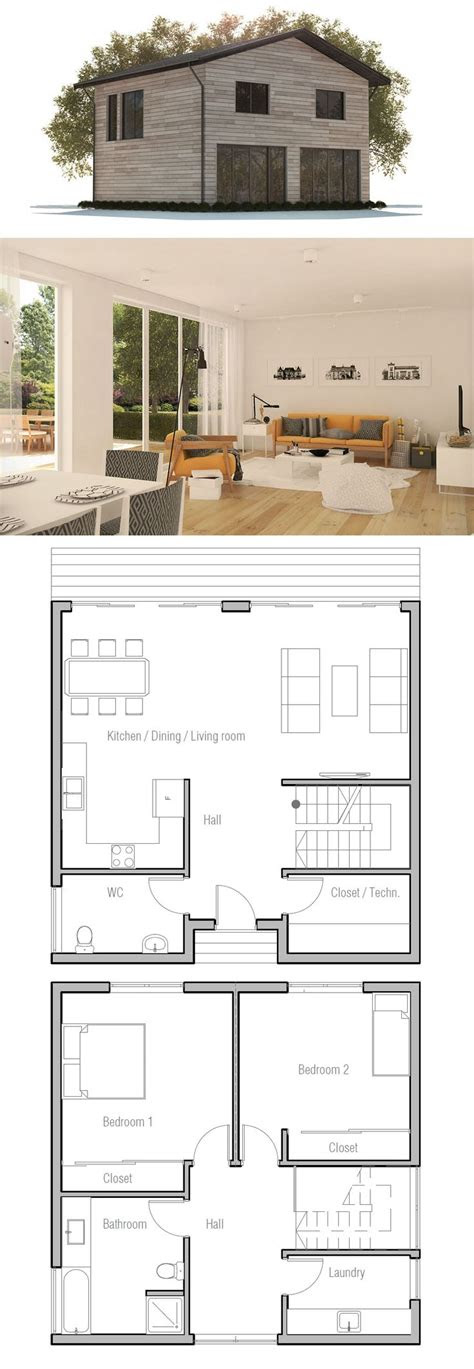 small house plan houses pinterest house plans house