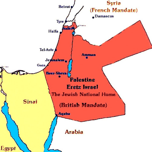 Descriptive Geography and Brief Historical Sketch of Palestine-Israel