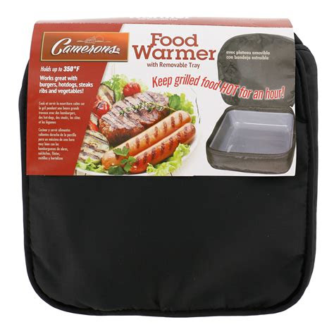 food warmer  pan  camerons products