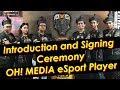 Tampil Dengan Imej Bertanjak, Keunikan Yang Dibawakan Team Esport Oh! Media