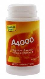A 4000 - Integratore di Vitamina A