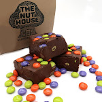 Chocolate M&M Candy Fudge - 1 lb.