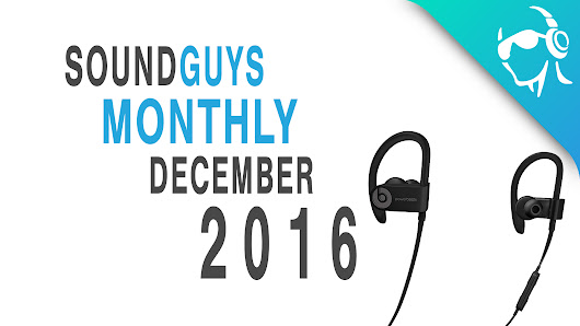 Powerbeats3 International Giveaway [Sound Guys Monthly – December 2016]