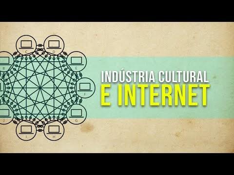 Para pensar a Indústria Cultural e Internet.