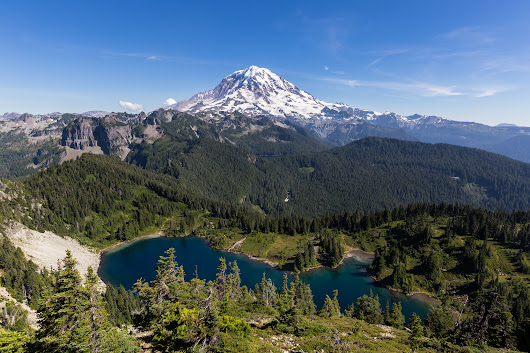 Mount Rainier permit system coming to internet, letting hikers and campers go online and off the grid