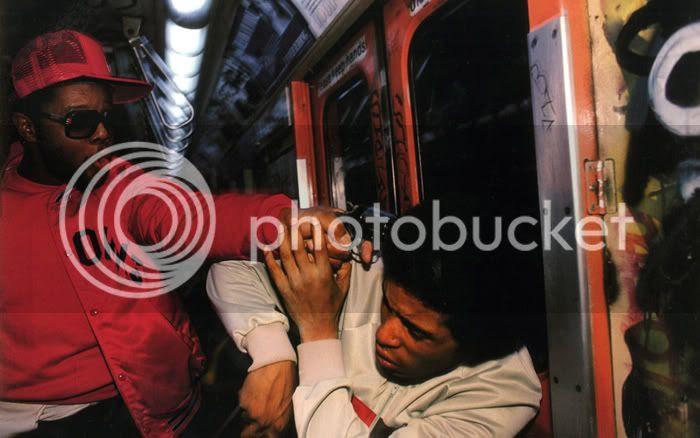 image copyright: 'Subway', by Bruce Davidson