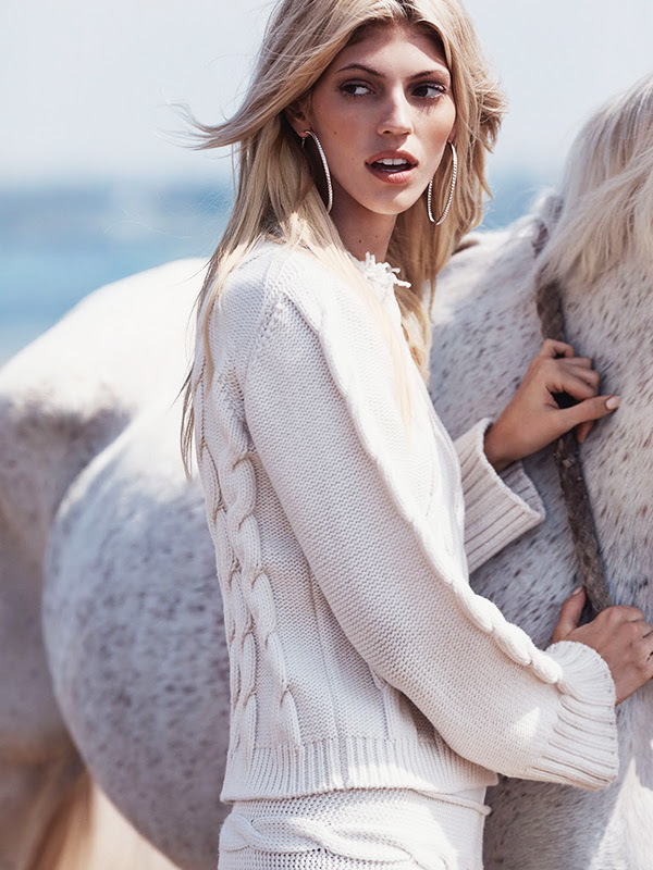 Devon Windsor by Dean Isidro for Vogue Mexico November 2015