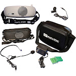 Amplivox Rechargeable Waistband 5W PA S207