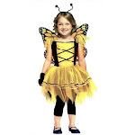 Ballerina Butterfly Gld 24m-2t