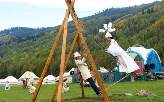 World Nomad Games introduction, photo essay and video