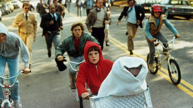 E.T.: The Extra Terrestrial (1982)