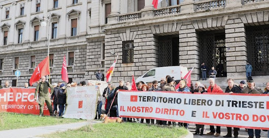 Free Trieste: actions and documents