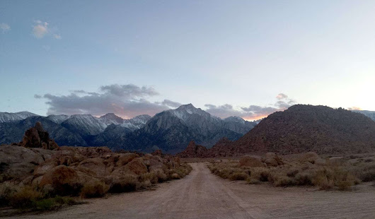 Complete Guide to US 395 thru the Eastern Sierras