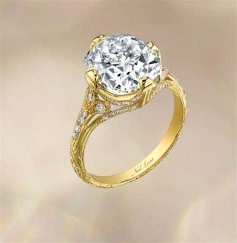 Miley Cyrus Engagement Ring Celebrity Rings