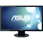 """ASUS VE248Q - 24"""" LED Monitor with Speakers - FullHD"""