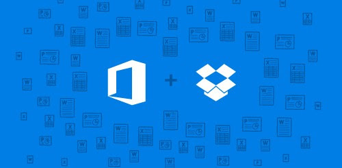 Microsoft Office and Dropbox join forces with new syncing and editing features