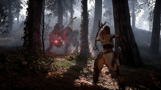 Horizon Zero Dawn First Review Goes Live, Praises The Open World