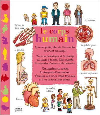 Livres Pour Enfants Blog Archive Le Corps Humain
