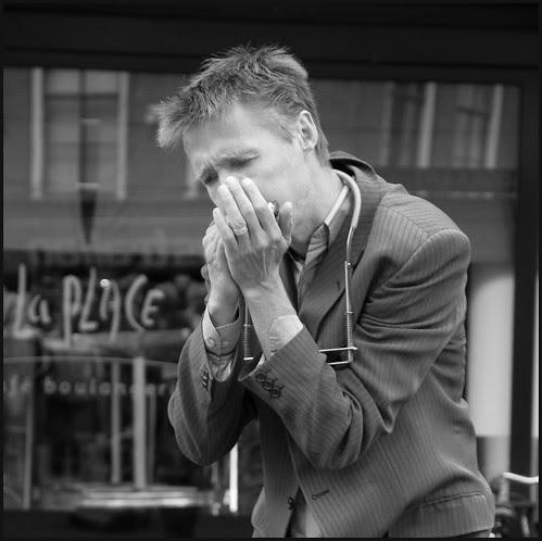 straatmuziek by hans van egdom