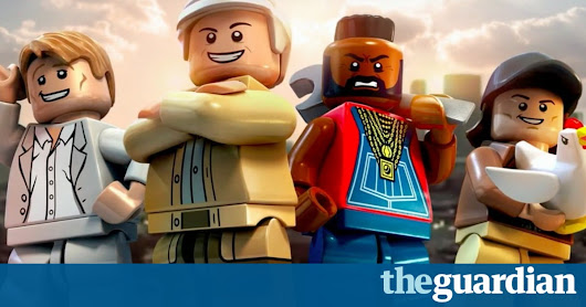 Lego professor of play: apply now for the most coveted job in education | Education | The Guardian