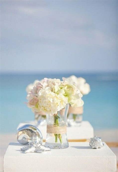 Beach Wedding Flower Centerpieces ? OOSILE