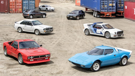 Single-owner collection of Group B greats heads to auction in California - Hemmings Motor News