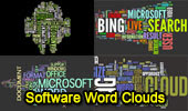Software, Computing Word Clouds or Word Tag.