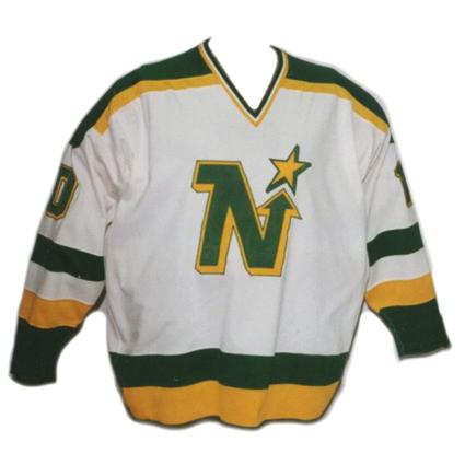 North Stars 80-81 jersey