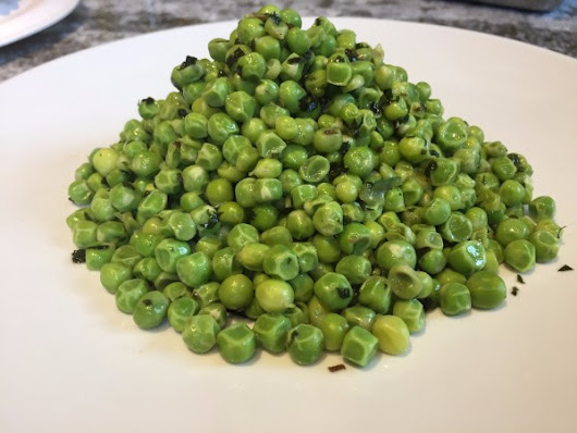 Aw Shucks, Spring Peas are Here! We'll Show You How to Shell and Cook Them in our Recipes and Video