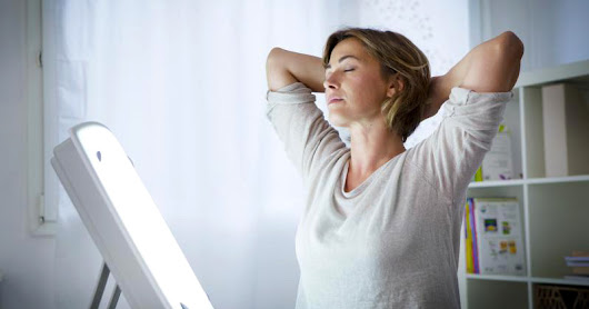 Bright Light Therapy May Help Reduce Depression Symptoms In Elderly Patients