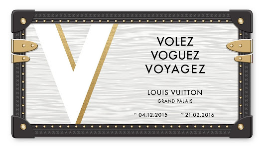 Louis Vuitton déballe son sac au Grand Palais